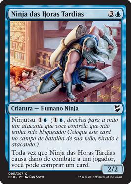 Ninja das Horas Tardias