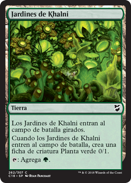 Jardines de Khalni