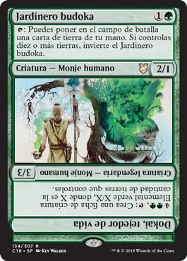 Jardinero budoka