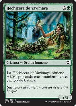 Hechicera de Yavimaya