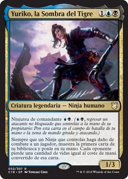 Yuriko, la Sombra del Tigre