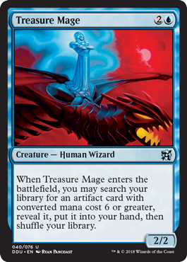 Treasure Mage