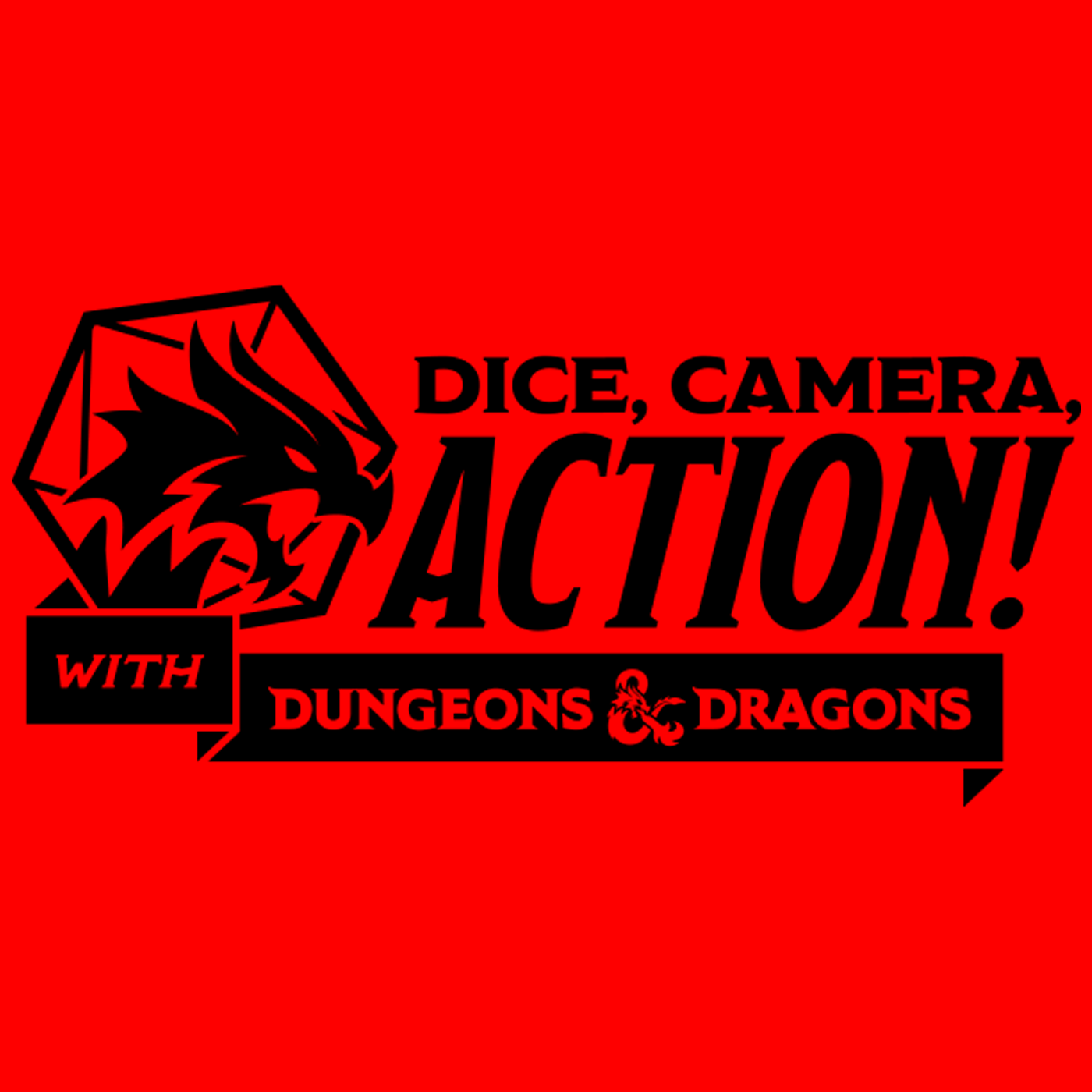 Dice, Camera, Action! – An Official Dungeons & Dragons Podcast