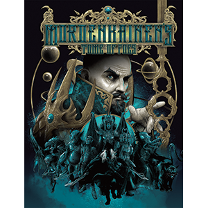 Mordenkainens Tome of Foes: Special Limited Edition Cover -  Wizards of the Coast