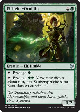 Elfheim-Druidin