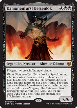 Dämonenfürst Belzenlok