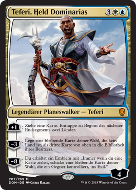 Teferi, Held Dominarias