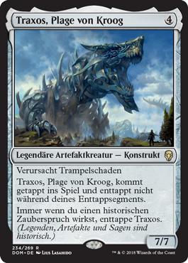 Traxos, Plage von Kroog