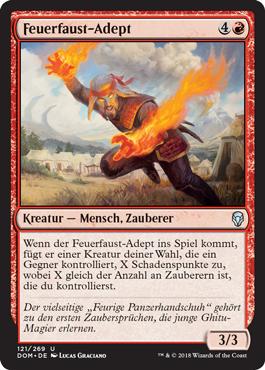 Feuerfaust-Adept