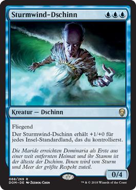 Sturmwind-Dschinn
