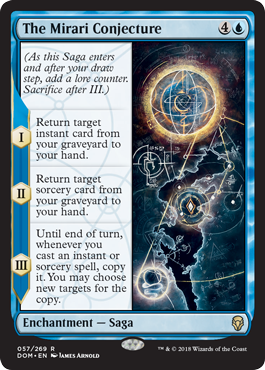 Dominaria Card of the Day: The Mirari Conjecture | MAGIC: THE GATHERING
