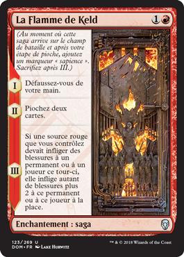 La Flamme de Keld
