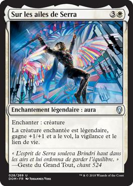 Sur les ailes de Serra