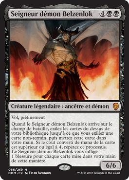 Seigneur démon Belzenlok