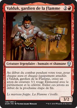 Valduk, gardien de la Flamme