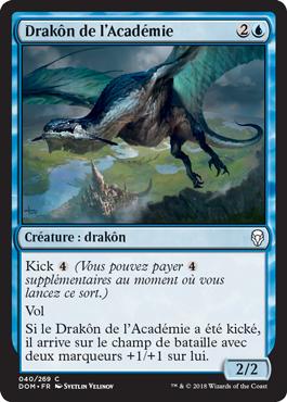 Drakôn de l'Académie