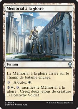 Mémorial à la gloire