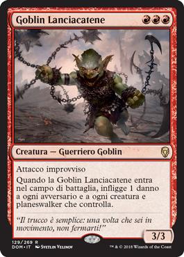 Goblin Lanciacatene