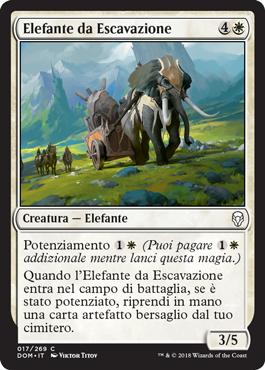 Elefante da Escavazione