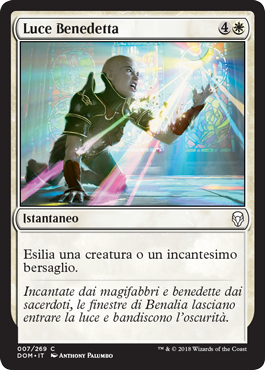 Luce Benedetta