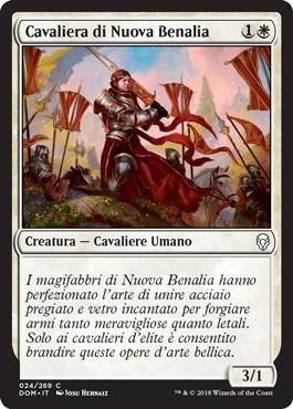 Cavaliera di Nuova Benalia