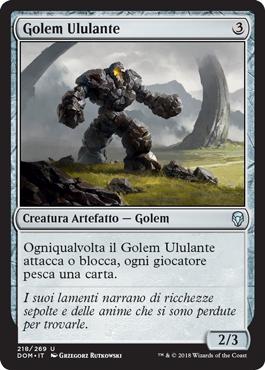 Golem Ululante