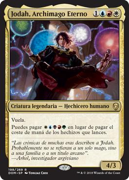 Jodah, Archimago Eterno