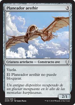 Planeador aesthir