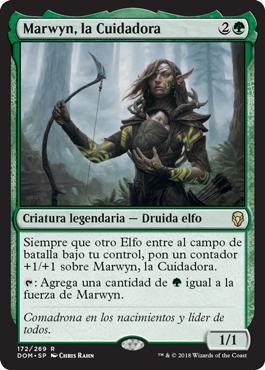 Marwyn, la Cuidadora
