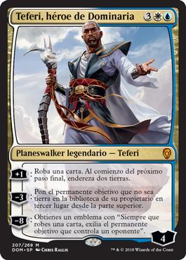 Teferi, héroe de Dominaria