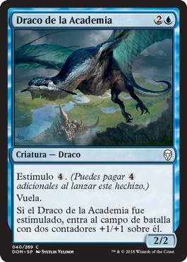 Draco de la Academia