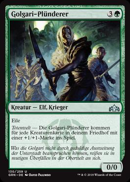 Golgari-Plünderer