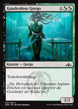 Gnadenlose Gorgo