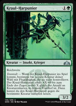 Kraul-Harpunier