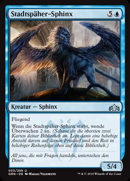 Stadtspäher-Sphinx