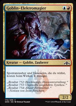 Goblin-Elektromagier