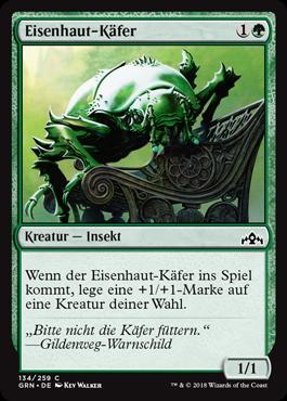 Eisenhaut-Käfer