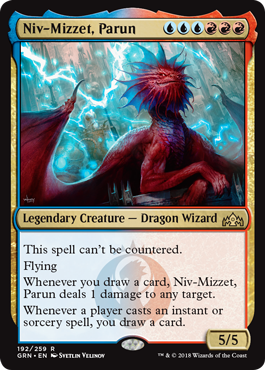 Niv-Mizzet, Parun| My Pop Culture | New Zealand