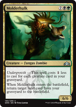 Image of Molderhulk