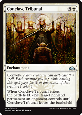 Conclave Tribunal - Magic: the Gathering