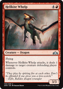 Hellkite Whelp| My Pop Culture | New Zealand