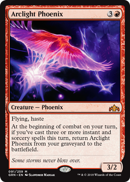 Arclight Phoenix - Magic: the Gathering