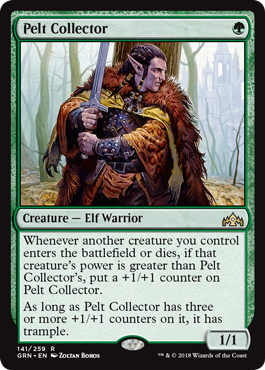 Pelt Collector - Magic: the Gathering