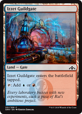 Image of Izzet Guildgate