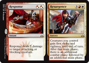 Response // Resurgence