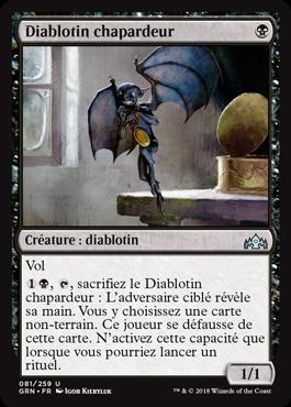 Diablotin chapardeur