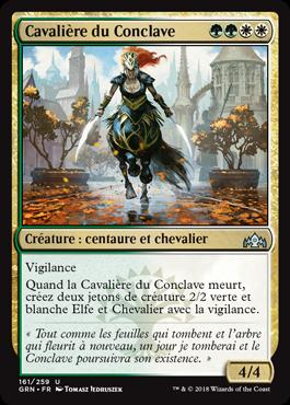 Cavalière du Conclave