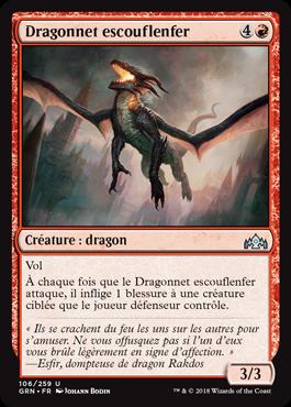 Dragonnet escouflenfer