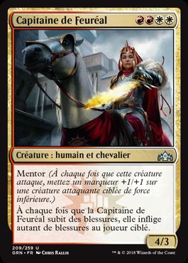 Capitaine de Feuréal