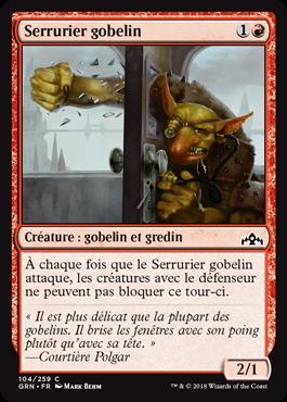 Serrurier gobelin